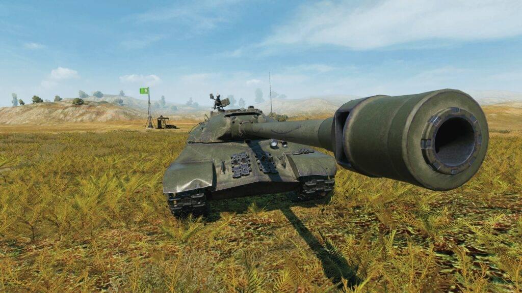 ИС-3 - советский тяжелый танк 8 уровня