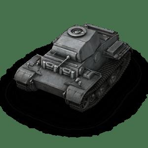 Pz.Kpfw. II Ausf. J + 10 дней ПА