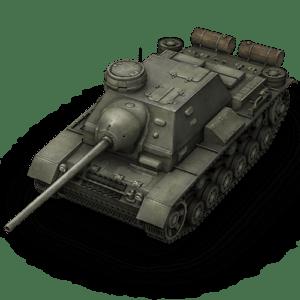 ТАНК СУ-85И