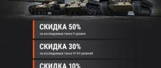 День Танкиста World of Tanks 2019 8 сентября